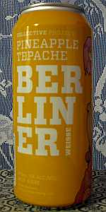 Collective Project: Pineapple Tepache Berliner