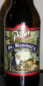 St. Benedict's Winter Ale
