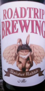 Flying Monkey Road Trip Sinister Rabbit