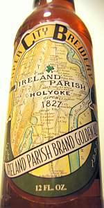 Ireland Parish Brand Golden Ale