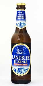 Flensburg Unser Norden Landbier Pilsener