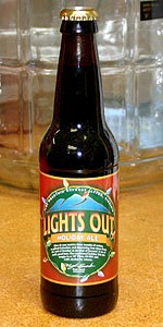 Lights Out Holiday Ale