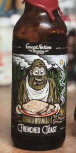 Great Notion/Horus Frenched Toast - Bourbon Barrel-Aged