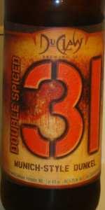31 Pumpkin Spiced Lager