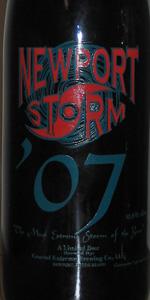 Newport Storm '07