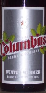 Columbus Winter Warmer