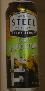 Steel Reserve (Alloy Series) Spiked Tropic Storm
