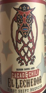 Bourbon Barrel-Aged El Lechedor