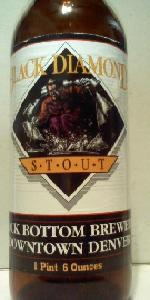 Black Diamond Stout