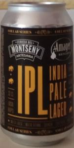 Amager / Montseny - IPL India Pale Lager
