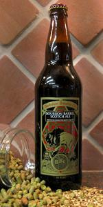 Berkshire Bourbon Barrel Scotch Ale