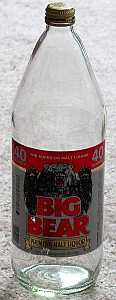Big Bear Premium Malt Liquor