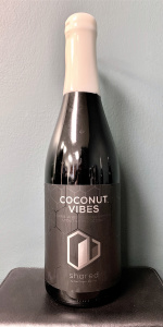 Barrel-Aged Coconut Vibes