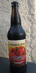 Capricorn Black Ale