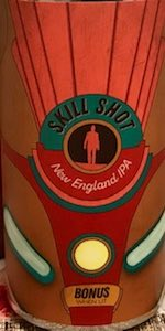 Skill Shot New England IPA