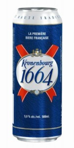 Kronenbourg 1664 | Brasseries Kronenbourg | BeerAdvocate