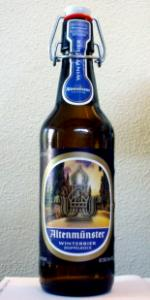 Altenmünster Winterbier Dopplebock