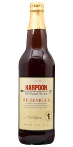 Harpoon 100 Barrel Series #21 - Weizenbock