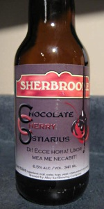 Sherbrooke Chocolate Cherry Ostiarius