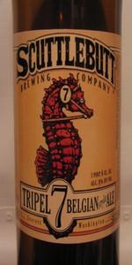 Tripel 7 Belgian Style Ale