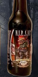 Wicked Tales of Scotland - Red Cap