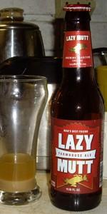 Lazy Mutt Farmhouse Ale