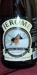 Cerveza Jerome Golden Archangel