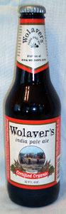 Wolaver's India Pale Ale