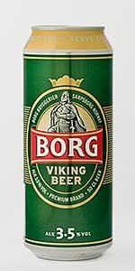 Borg Viking Beer 3.5