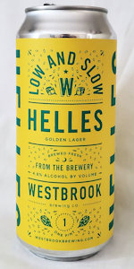 Low And Slow: Helles