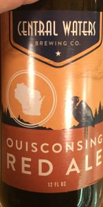Ouisconsing Red Ale
