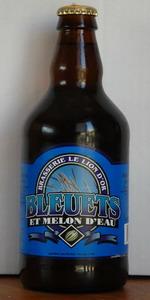 Bleuets Et Melon D'Eau