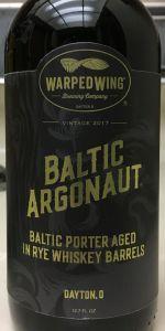 Baltic Argonaut - Rye Barrel