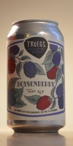 Boysenberry Tart Ale