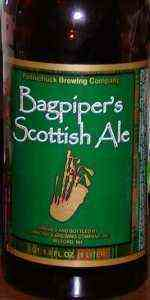 Bagpiper's Scottish Ale