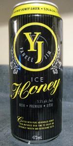 Yankee Jim Honey Ice