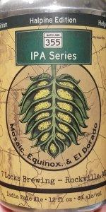 355 IPA Series: Halpine Edition