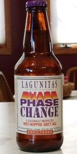 Phase Change | Lagunitas Brewing Company | BeerAdvocate