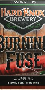 Burning Fuse