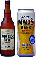 Suntory Malt's Beer