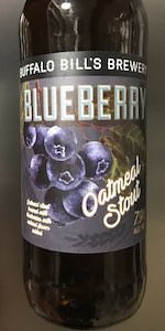 Buffalo Bill's Blueberry Oatmeal Stout