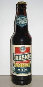 Squatters Organic Amber Ale