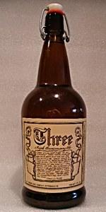 Three - Triple Anniversary Ale