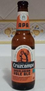 Cruzcampo APA (Andalusian Pale Ale)
