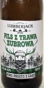 [Lumberjack] Pils z Trawa Zubrowa