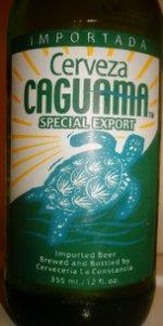 Caguama Special Export