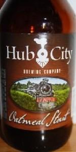 Hub City Oatmeal Stout