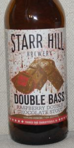 Double Bass Raspberry Double Chocolate Stout