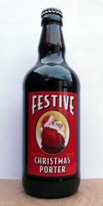 Festive Christmas Porter