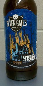 Seven Gates Pale Ale